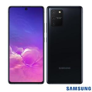 Samsung Galaxy S10 Lite -128 GB   R$ 2.449