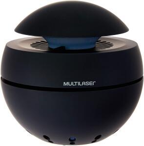 Purificador De Ar Clean Air Cabo Usb Preto Multilaser - HC156 R$ 153