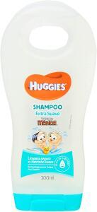 [Frete Prime] Huggies Shampoo Infantil Extra Suave, 200ml - R$7