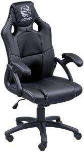 [PRIME] Cadeira Gamer Mad Racer V6 Preta - Madv6Pt, Pc Yes, 28096, Preto   R$599
