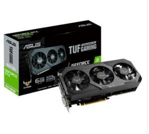 Placa de Vídeo Asus TUF3 NVIDIA GeForce GTX 1660 SUPER 6GB   R$1.300