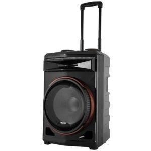 Caixa de Som Acústica Philco PCX6500, Bluetooth, 380W RMS, USB - R$494