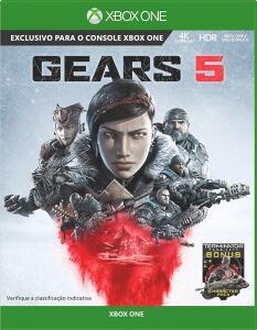 Gears 5 - Xbox One R$ 70