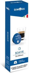 Cápsulas de Café Soave Decaffeinatto Gimoka | Frete Grátis - Prime