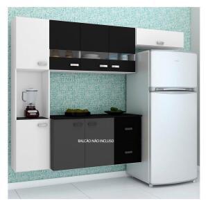 Cozinha Compacta Julia 3 Peças R$ 160