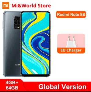 [APP] Smartphone Redmi Note 9s 64GB + 4GB RAM | R$1.018