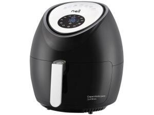 [Clube Da Lu] Fritadeira Elétrica sem Óleo/Air Fryer - Nell MAF360 3,4L | R$247