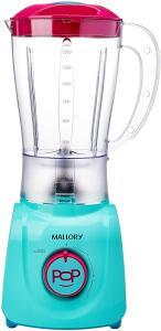 Mallory Liquidificador Tornado Pop 127V, Azul - R$88