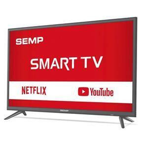 Smart TV LED 43 Full HD Semp L43S3900FS   R$ 1.189