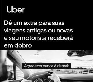 Ajude um motorista Uber   Covid-19
