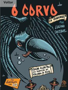 E-book: O corvo em quadrinhos (clássicos em HQ)