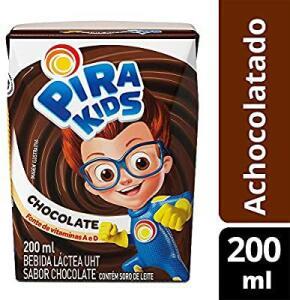 6 x Achocolatados Pirakids 200ml