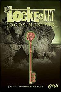 HQ - Locke & Key vol. 2 - Capa dura: Jogos mentais | R$31