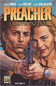 [Prime] HQ Preacher - Guerra ao Sol - Volume 6 | R$25