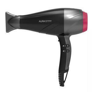 [CC Shoptime] Secador Ga.Ma Italy Aura Titanium 2300W 110V - R$80