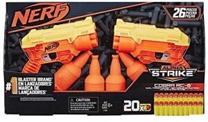 [PRIME] Lança Dardos, Nerf, Alpha Strike Cobra | R$75