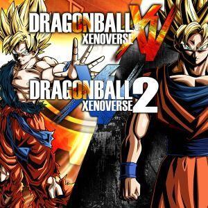 Jogo DRAGON BALL XENOVERSE Super pacote 2 em 1 - PS4 Game   R$48,88