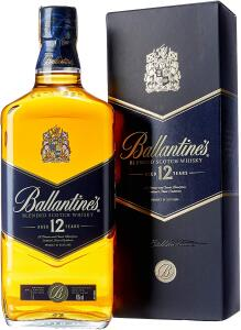 Whisky Ballantines 12 anos, 1L - R$106..... Frete Grátis Prime