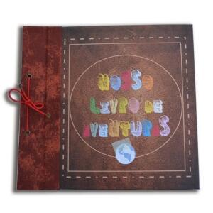 Álbum Nosso Livro de Aventuras R$59