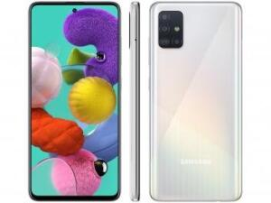 (Club Da lu)Samsung galaxy A51 128gb azul preto e prata