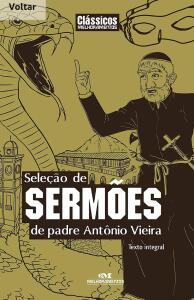 E-book: Seleção de sermões de padre Antônio Vieira