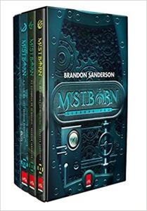Box - Segunda era de Mistborn (Português) R$144