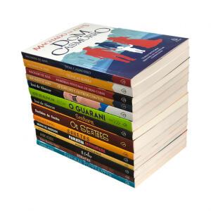 Kit 14 Livros Literatura Brasileira