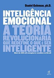 Inteligência emocional: Goleman Daniel Santarrita Marcos