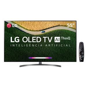 "Smart TV OLED 55"" UHD 4K LG OLED55B9PSB"