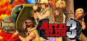Game Metal Slug 3 - PS4