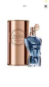 Perfume Jean Paul Gaultier Essence de Parfum Masculino 125 ml