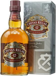 Whisky Chivas Regal 12 anos, 750ml......Frete Grátis Prime