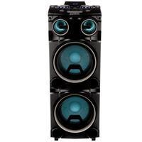 Caixa Amplificada Gradiente Power Bass GCA103 - 1500W | R$1.239,86