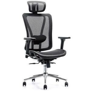 [CC AMERICANAS] Cadeira Escritório Presidente Ergonômica Flexive Tela Mesh   R$ 958