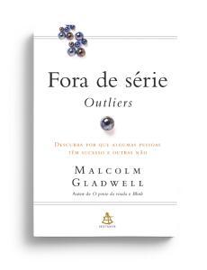 Fora de Série: Outliers (Edição Exclusiva Amazon) Capa dura - Prime