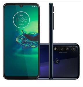 Smartphone Motorola Moto G8 Plus, 64GB, - R$1.200