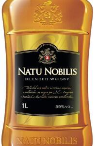 [Prime] Whisky Natu Nobilis, 1L R$ 33