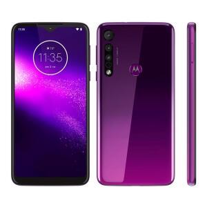 Smartphone Motorola One Macro 64GB + 4GB RAM   R$954