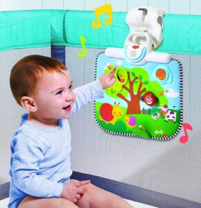 [Prime] Tiny Love Crib Brinquedo de Atividades Infantil | R$ 49