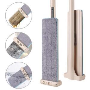 [AME R$ 44] Mop de Limpeza com Pano Microfibra Giratório 360° R$ 55