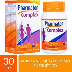 Pharmaton Complex c/ 30 Cápsulas R$ 30