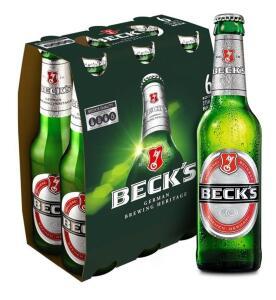 50% OFF na Beck's