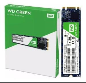 Ssd WD green 120 GB | R$159