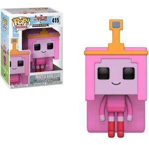 Boneco Funko Pop Television Adventure - Princess Bubblegum   R$ 49