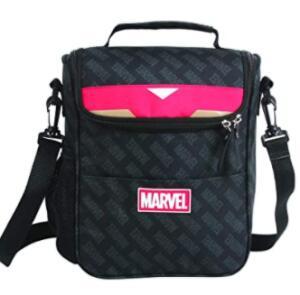 [Prime] Lancheira Cooler, DMW Bags, Marvel Universe Homem de Ferro | R$ 53