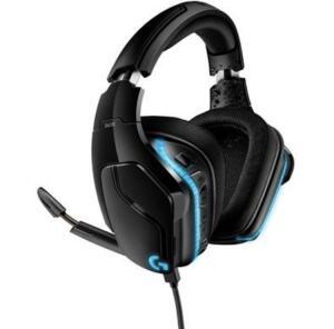 Headset gamer logitech g635 rgb som surround 7.1   R$ 500