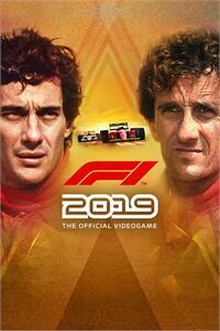[Live Gold] F1® 2019 Legends Edition Senna & Prost   R$ 74