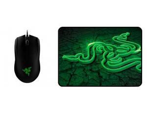 Mouse Gamer Razer Abyssus 2000DPI + Goliathus Control Fissure, RZ83-02020200-B3U1   R$ 170
