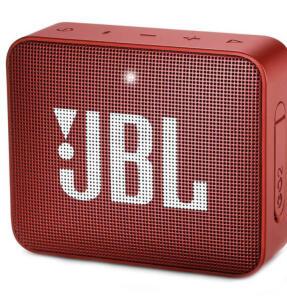 Caixa de Som JBL GO 2 Vermelho Bivolt