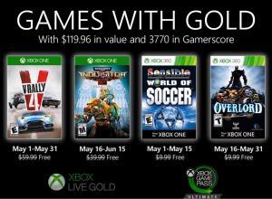 [Xbox Live] Games with Gold - Maio 2020 (CUIDADO: SPOILER DE TLOU2)